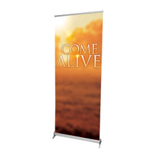 Alive Clouds Banner