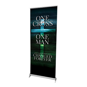 One Cross Banners