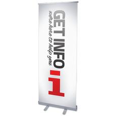 Pin Stripe Info Banner