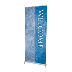 Cross Welcome Banner