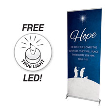 Advent Hope Banner