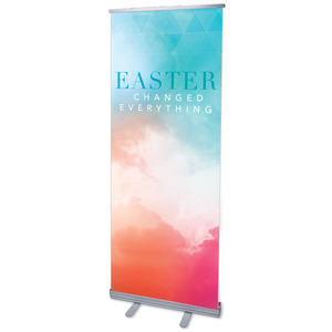 Easter Color Banners
