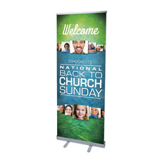 Back to Church Sunday 2015 Banner