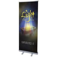 The Light of Christmas Banner