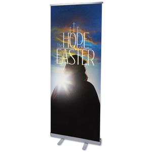 "Hope of Easter 2'7"" x 6'7""  Vinyl Banner"