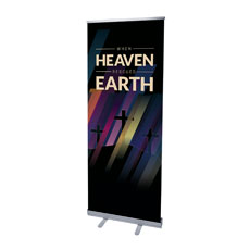 Heaven Rescued Earth Banner