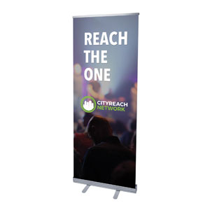 CityReach One Banners