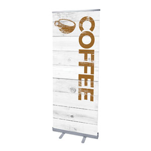 Shiplap Coffee White Banners