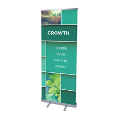 Mid Century Growth Banner