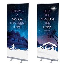Bethlehem Blue Banner