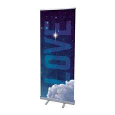 Love Clouds Banner