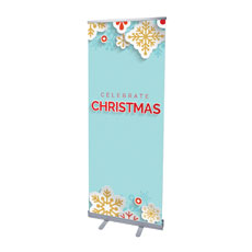 Paper Snowflakes Banner