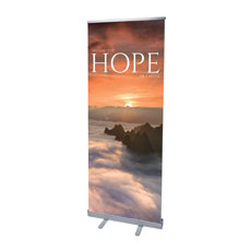 Hope Mountains Banner