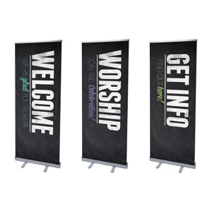 Slate Core Set Banners