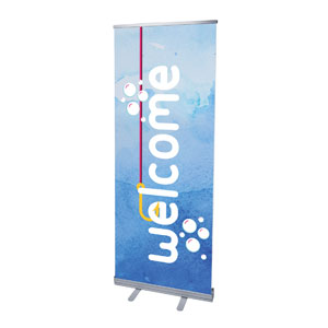 "Ocean Buddies Welcome 2'7"" x 6'7""  Vinyl Banner"