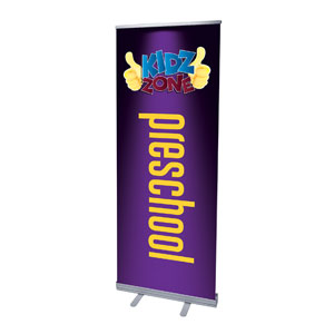 Marquee Preschool Banners