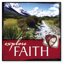 Explore Faith StickUp