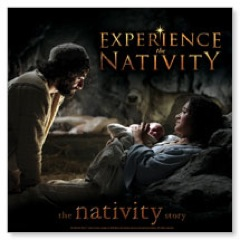 Experience Nativity StickUp
