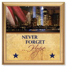 Never Forget Hope Banner