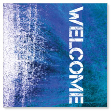 Atomic Welcome Banner