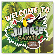 Jungle Safari Banner