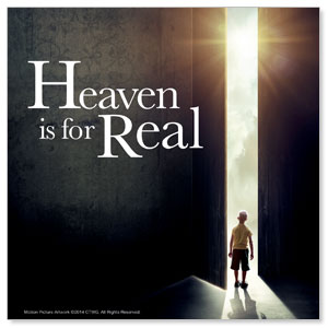 Heaven is Real Movie StickUp