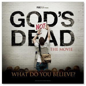 Gods Not Dead StickUp