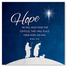 Advent Hope Banner