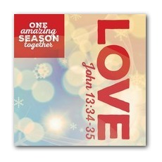 One Amazing Season Love Banner