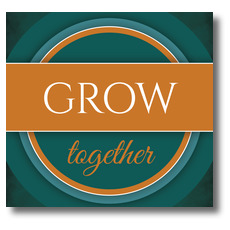 Together Circles Grow Banner