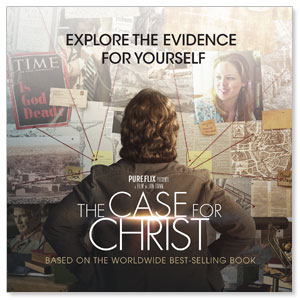 The Case for Christ Movie StickUp