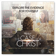 The Case for Christ Movie Banner