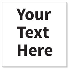 Your Text Here Black
