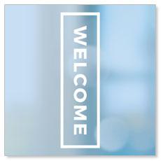 Shimmer Welcome Banner