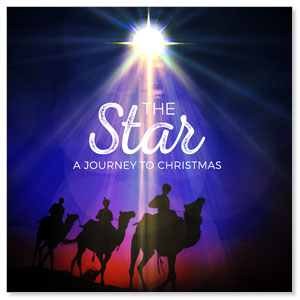 The Star: A Journey to Christmas StickUp