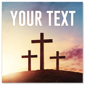 Easter Hope Outline Your Text StickUp