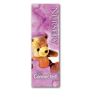 Get Connected Nursery Banners