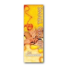 Get Connected Small Groups Banner