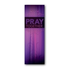 Together Pray Banner