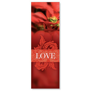Together for the Holidays Love 2' x 6' Banner