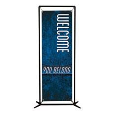 You Belong Welcome Banner