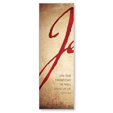 Jesus Triptych L Banner