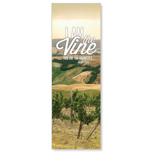 Reflections Vine 2' x 6' Banner