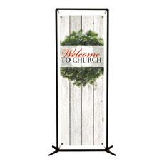Wreath Set L Banner