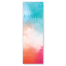 Easter Color Banner