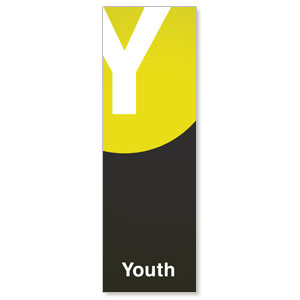 Metro Youth 2' x 6' Banner