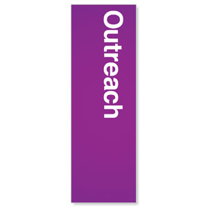 Metro Outreach Banners