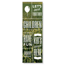 Phrases Children Banner