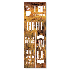 Phrases Coffee Banner