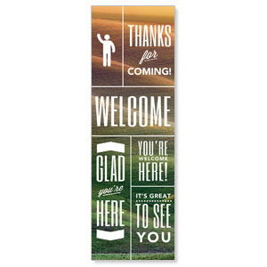 Phrases Welcome Banners